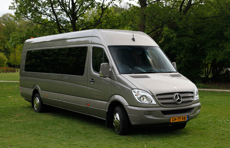 13 personenbus huren Groningen